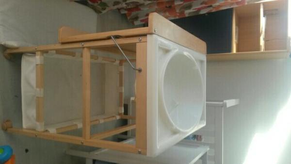 wickelkommode badewanne kaufen gebraucht und g nstig. Black Bedroom Furniture Sets. Home Design Ideas