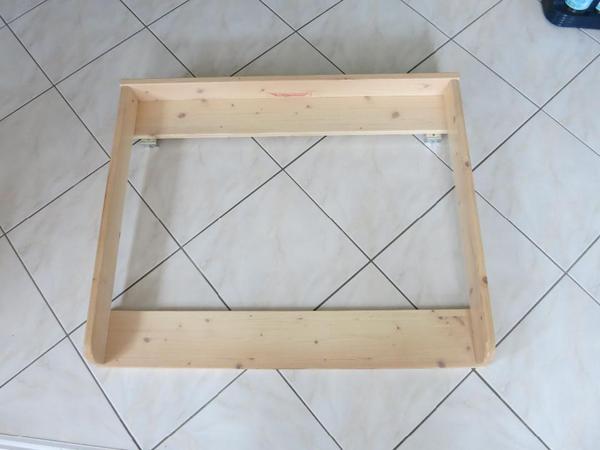 wickeltischaufsatz paidi pinetta in brunnthal. Black Bedroom Furniture Sets. Home Design Ideas