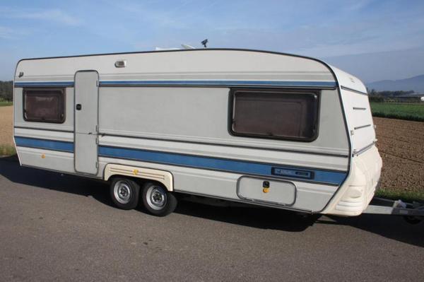 wilk de luxe 590 t v neu garagenwagen in b hl wohnwagen kaufen und verkaufen ber. Black Bedroom Furniture Sets. Home Design Ideas