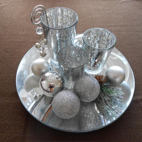 Deko kugel neu und gebraucht kaufen bei - Winterliche dekoration ...
