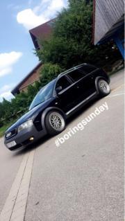 Winterauto! Audi Quattro
