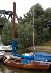 WINTERPREIS Segelboot, Segeljolle,