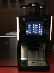 wmf presto selecta kaffeevollautomat in sulzbach kaffee espressomaschinen kaufen und. Black Bedroom Furniture Sets. Home Design Ideas