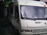 Wohnmobil Frankia HKL