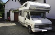 Wohnmobil Hymer Camp