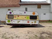 Wohnwagen Hobby 460