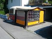 Wohnwagenvorzelt