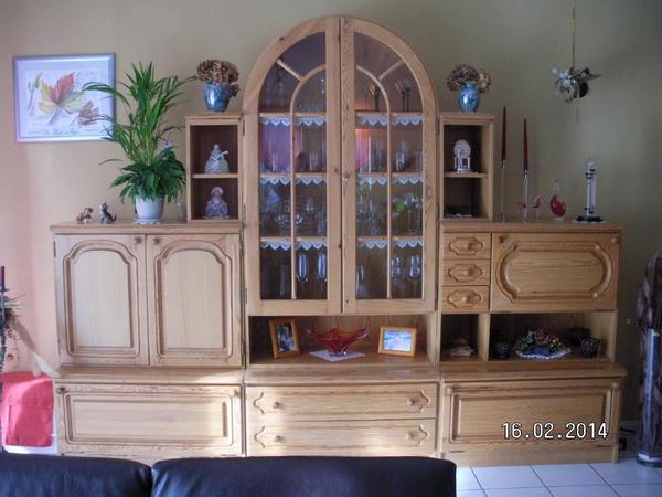 wohnwand wohnzimmerschrank anbauwand wohnzimmerschr nke anbauw nde. Black Bedroom Furniture Sets. Home Design Ideas