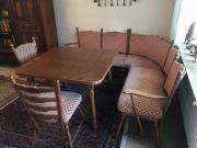 Wohnzimmer Esstisch / Sitzecke