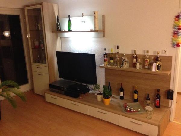 Gebrauchte Wohnzimmer Schrankwand Neues Weltdesign - Nolte wohnzimmer