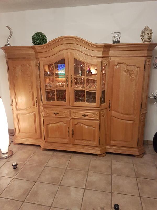 eiche gelaugt gewachst kaufen gebraucht und g nstig. Black Bedroom Furniture Sets. Home Design Ideas