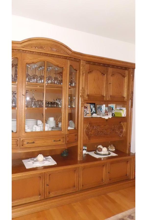 Machen selber neu und gebraucht kaufen bei - Wohnzimmerschrank eiche rustikal ...