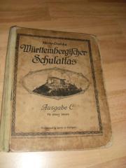 Württembergischer Schulatlas Ausgabe