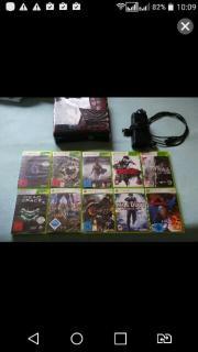 Xbox360+10 spielen