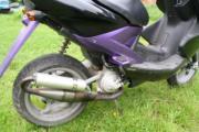 Yamaha Arox zu