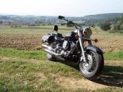 Yamaha XVS Drag-
