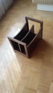 Zeitungsständer ( Holz)