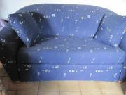 Zweisitzer Sofa mit