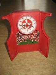 1 FC Kaiserslautern Tischuhr Fanartikel