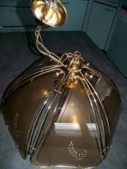 1 Wohn-Eßzimmerlampe aus den 80zigern
