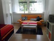 1 Zimmer Appartement Frankf -Nordend