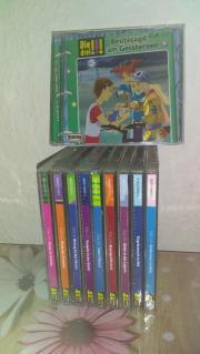 10 Hörspiel-CDs