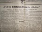 12 x Darmstädter Tageszeitungen-1945 Jahrgang