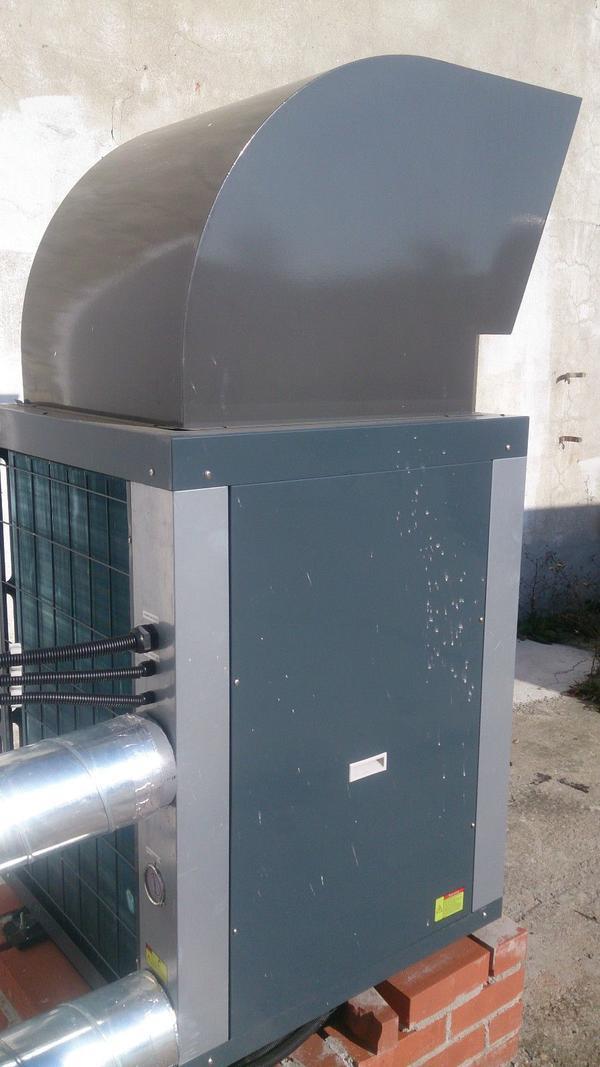 17. 8 KW Luft Wasser Wärmepumpe, Sanyo Kompressor! R410A! LCD-LED Bedieneinheit! - Ludwigshafen Gartenstadt Hochfeld - angeboten wird hier eine sehr gute 17.8KW Luft Wasser Wärmepumpe mit Sanyo Scroll Verdichter und inkl. LCD-Bedieneinheit mitLED-Technik, welche z.B. im Wohnraum oder im Keller installiert werden kann.Die Wärmepumpe an - Ludwigshafen Gartenstadt Hochfeld