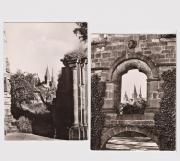 2 Ansichtskarten Gelnhausen um 1970