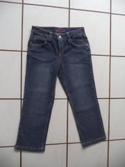 2 Designer-Jeans 7 8 Länge