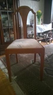 2 Jugendstil-Stühle