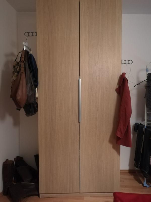 2 Schränke Ikea Pax einzeln oder zusammen zu verkaufen in ...