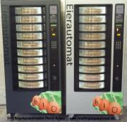 2 stück Eierautomat