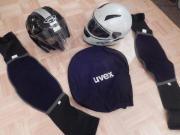 2 UVEX Helme (