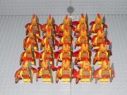 20 Minifiguren Spartaner