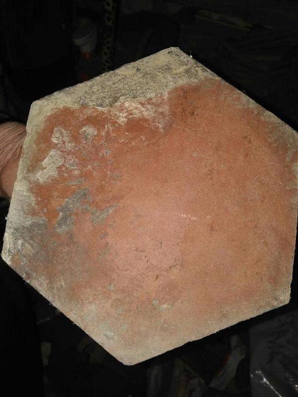 24 x Antike Fliessen Blocker