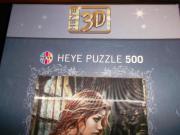 3 D puzzle,