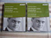 3 Hörkassetten Geschichte eines Deutschen