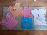 3 Shirts 2 Tops für