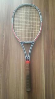 3 Vintage Tennisschläger+
