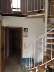 3 Zimmer Maisonettewohnung