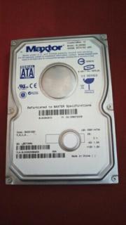 300 GB Festplatte