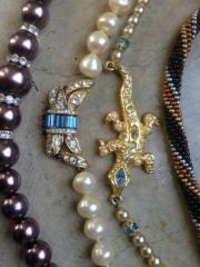4 Modeschmuckketten