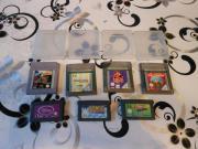 4 Nintendo GameBoy