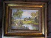 4 Ölbilder