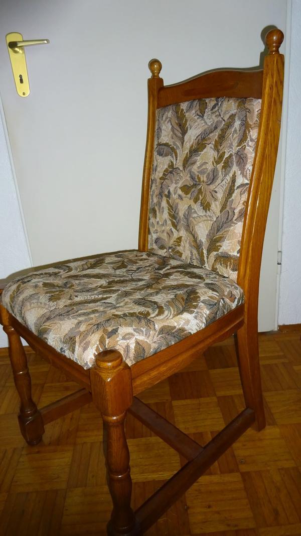 esszimmerst hle eiche neu und gebraucht kaufen bei. Black Bedroom Furniture Sets. Home Design Ideas