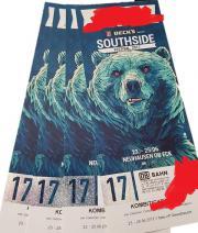 4 x Southside