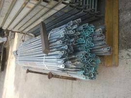 Geräte, Maschinen - 41 m² gebrauchtes Gerüst Plettac