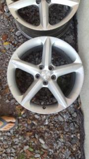 4x Alufelge Opel