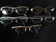 5 modische Brillen